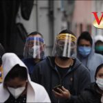 EN MERCADOS Y CENTROS  COMERCIALES DESDE HOY USO DE PROTECTOR FACIAL SERÁ OBLIGATORIO